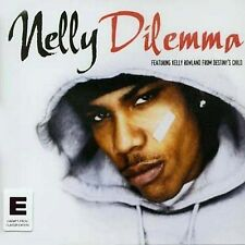 Nelly Dilemma feat. Kelly Rowland + 4 CD Single Very Good Condition