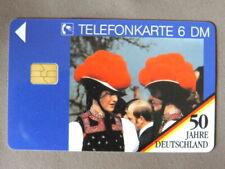 O 593 04.94 MINT Ongebruikt Duitsland 50 Jahre Deutsland  opl 8500