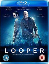 Looper [Blu-ray] [DVD][Region 2]