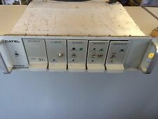 USED CATEL 152499-5 TELEVISION DEMODULATOR ,INPUT CONVERTER, I.F AMPLIER,AGC  CY
