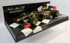 Coches de carreras de automodelismo y aeromodelismo MINICHAMPS Lotus Renault