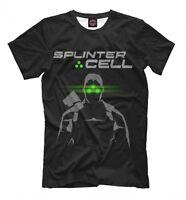 T-shirt fullprint Splinter Cell
