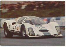 Porsche 917 MODERN POSTCARD issued in Holland
