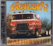 ROADSAW: NATIONWIDE CD! RARE HTF OOP CD! KEEP ON SAILING ~ OVERSPILL! NEAR MINT!