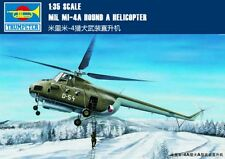Trumpeter 1/35 05101 Mil Mi-4A Hound A Helicopter model kit ◆