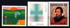 CANADA - 1983 - Francobolli & Soggetti Diversi