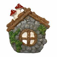 Fairy Garden Window Figurine Ganz 3� Miniature Outdoor Fantasy Spring Mushroom