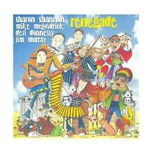 RENEGADE - NEW CD IRISH FOLK SHARON SHANNON