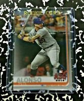 PETE ALONSO RC 2019 Topps Chrome Baseball  ASG Rookie #86 New York Mets QTY