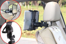 "Car Back Seat Headrest Tablet Mount Holder For 7-10"" iPad 5 Air Pro Galaxy Large"