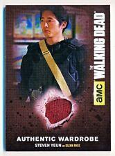 The Walking Dead Season 4 Part 2 Steven Yeun as Glenn Rhee Wardrobe #M44 QTY