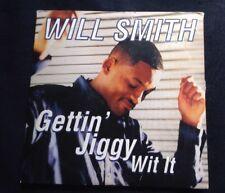WILL SMITH - GETTIN' JIGGY WIT IT - CD SINGLE