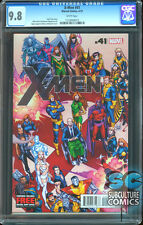 X-MEN #41 CGC 9.8 - FINAL ISSUE OF X-MEN - SOLD OUT - FIRST PRINT EDITION