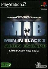 Jeu Men in Black II - Alien escape PS2 Neuf sous cellophane