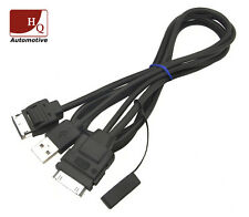 CD-IU201S AppRadio Mode USB to 30-pin Interface Cable for iPhone 4S/4 and iPod