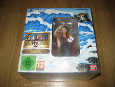 PS3 - One Piece Pirate Warriors 2 Collector's Edition - Pal - Nuevo New Neuf Neu