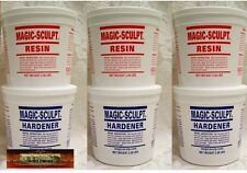 M02052x3 MOREZMORE 15 lb WHITE Magic Sculpt Sculp Epoxy Clay Model Putty