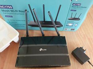 Router TP-LINK ARCHER A7 WLAN-DUALBAND-GIGABIT (AC1750) wie neu