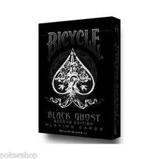 Carte Bicycle Black Ghost by Ellusionist.