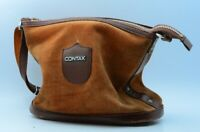 *Rare* Contax Camera Bag Case 11x30x20cm 19388