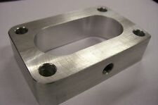"Fits Small Rochester 2G Stromberg WW Carter Carburetor Riser Vacuum Spacer 1"""