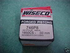 Wiseco Piston Kit 98-07 KTM65 2mm 8th Step Oversize 746P8 KTM 65 99 00 01 02 03