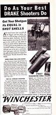 1937 Winchester Shotgun Shells Ranger Leader