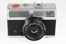 Agfa KB-Sucherkamera mit Apotar 2,8/42mm und Selen Belichtungsmesser 'G/2101AY