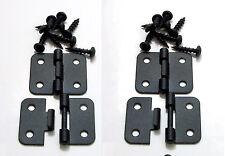 4 Pack Penn Elcom P0644K Take Apart/Lift Off Hinge Black Finish W/Mtg. Screws