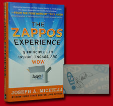 Joseph A. Michelli SIGNED The Zappos Experience 1st/1st New