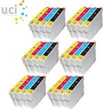 24 Cartuchos de tinta para Epson Stylus DX3800 Dx3850 DX4200 DX4250 DX4800 Dx4850