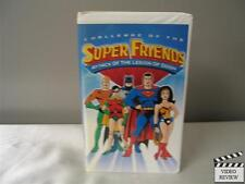 Challenge of the SuperFriends - Attack of the Legion of Doom VHS 2003, Clamshell