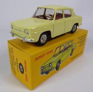 Renault R8 - DINKY TOYS DeAGOSTINI VOITURE MINIATURE MODEL CAR 517