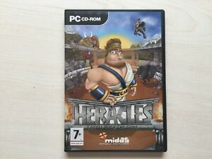 Heracles Battle With The Gods PC CD-ROM Game
