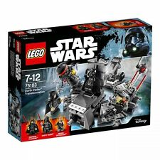 LEGO SET 75183/ Star Wars Darth Vader transformación