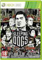 Xbox 360 - Sleeping Dogs **New & Sealed** Official UK Stock