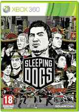 Xbox 360-sleeping dogs ** nouveau & sealed ** en stock au royaume-uni