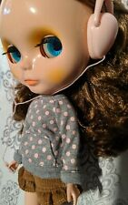Stock Outfit for Friendly Freckles Blythe Takara Headphones Sweatshirt Shorts