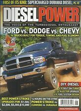 Diesel Power truck magazine Ford Dodge Chevy Injector upgrade Fuel system design