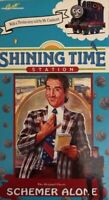 Shining Time Station Thomas the Tank Engine Train SCHEMER ALONE VHS video tape