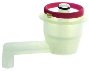 SYRUP SEPARATOR - LANCER FAST FLOW VALVE - RED 3-PRONG STYLE