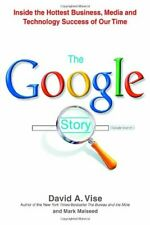 The Google Story by Malseed, Mark Book The Fast Free Shipping