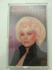 Lorrie Morgan - Classics - Album Cassette Tape, Used Very Good