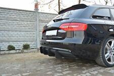 DIFFUSORE Posteriore Audi A4 B8 AVANT (RESTAURO) (2011-2015)