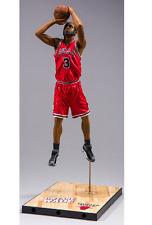 McFarlane NBA Series 30 Dwyane Wade Chicago Bulls Figure