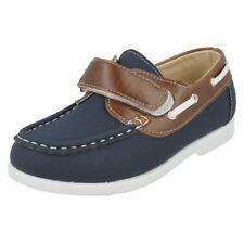 Chaussures à attache auto-agrippant pour garçon de 2 à 16 ans Pointure 27