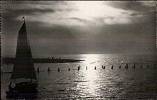 WWII Normandy France Calvados Juno-Beach Real Photo Postcard #1