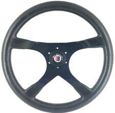 Genuine Momo Alpina 380mm leather steering wheel. BMW E36 E31 B6 B3 B8 B12 3  7A