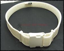 Cinturone Radar in cordura multilayer bianca Polizia BIANCO