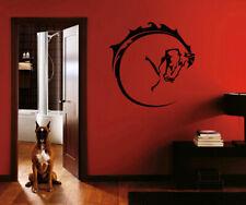 ik669 Wall Decal Sticker head horse nag pet stallion thoroughbred horse bedroom